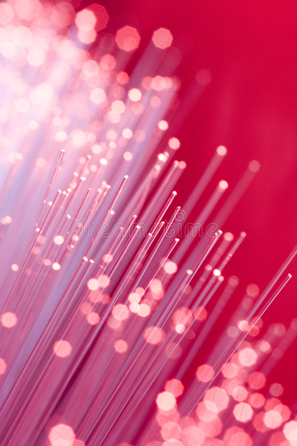 волокна оптически стоковое изображение