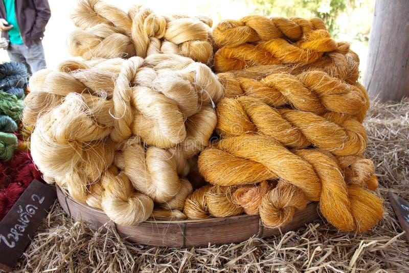 волокна silk стоковые изображения rf