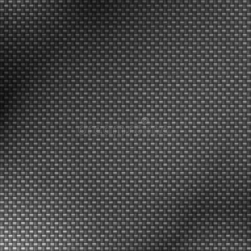 волокно углерода детальное иллюстрация штока