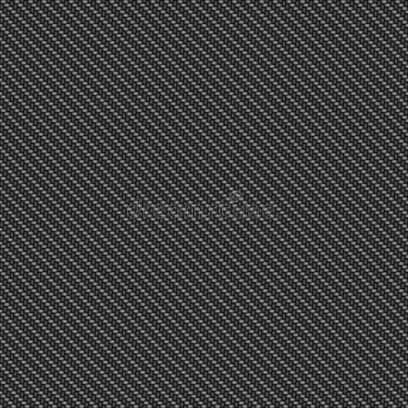 волокно углерода предпосылки иллюстрация вектора