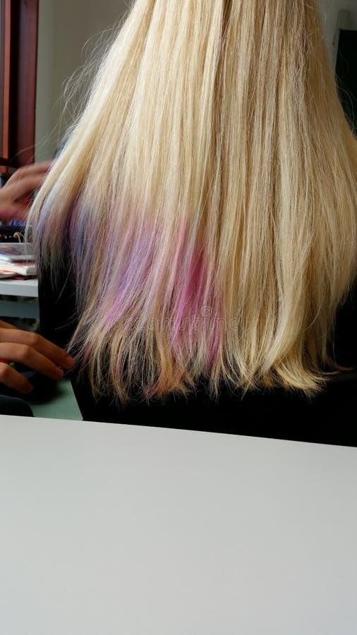 волосы славные стоковая фотография