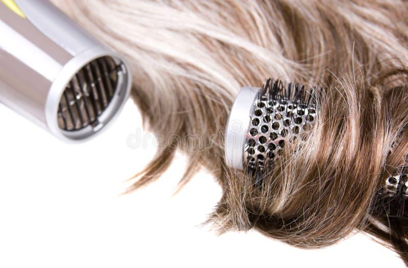 волосы стоковая фотография