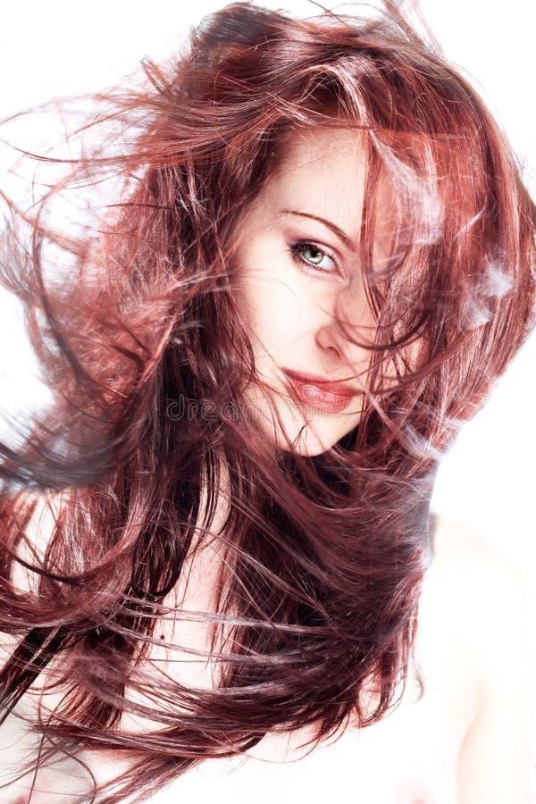 волосы стоковая фотография rf