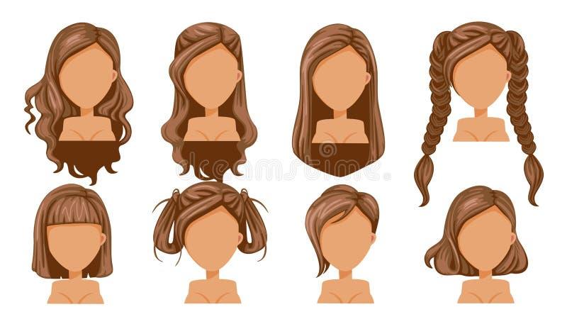 волосы бесплатная иллюстрация