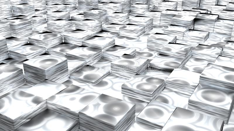 Волшебные кубы стоковая фотография