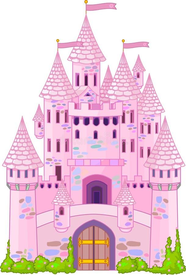волшебство замока