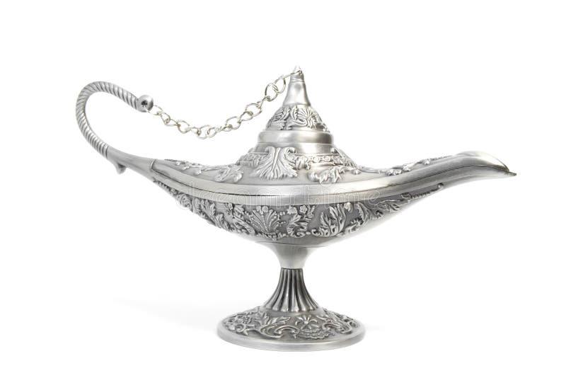 волшебство s светильника aladdin стоковые фотографии rf