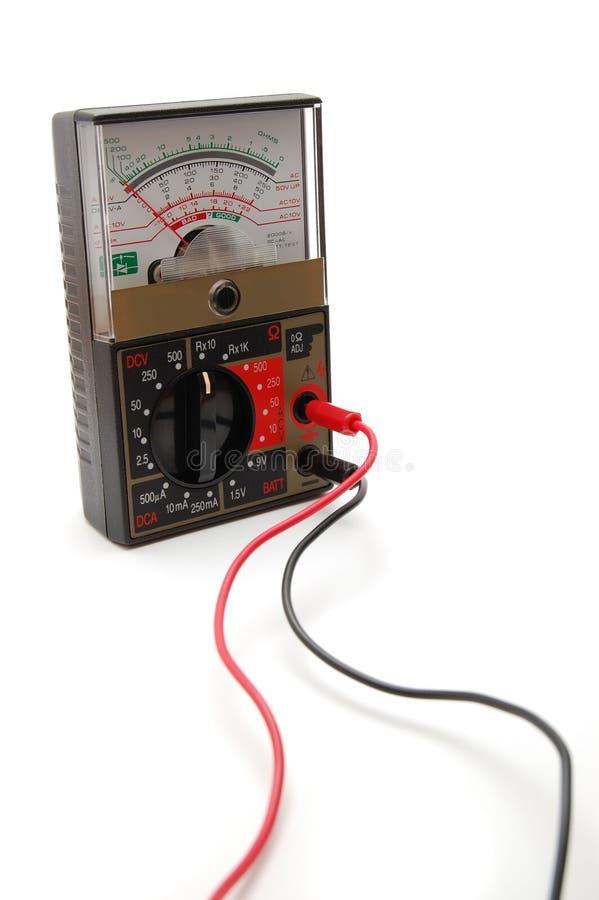 вольтамперомметр стоковое фото rf