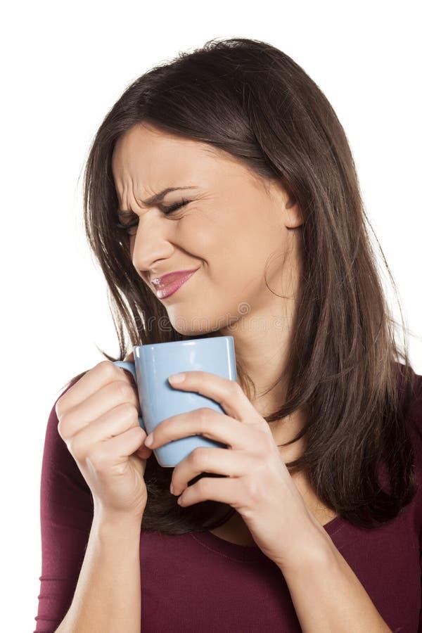 Вонючее питье стоковая фотография