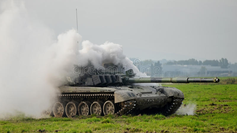 Вооруженный конфликт стоковое фото