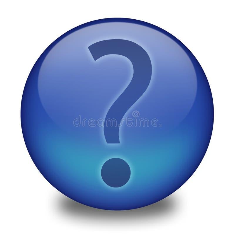 вопрос о метки кнопки бесплатная иллюстрация