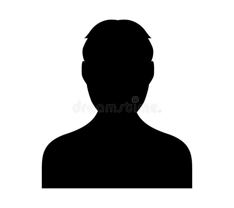 Воплощение чернокожего человека иллюстрация штока
