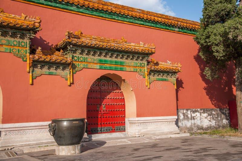 Download дворец соотечественника музея Пекин Стоковое Изображение - изображение насчитывающей горизонт, строя: 81807537