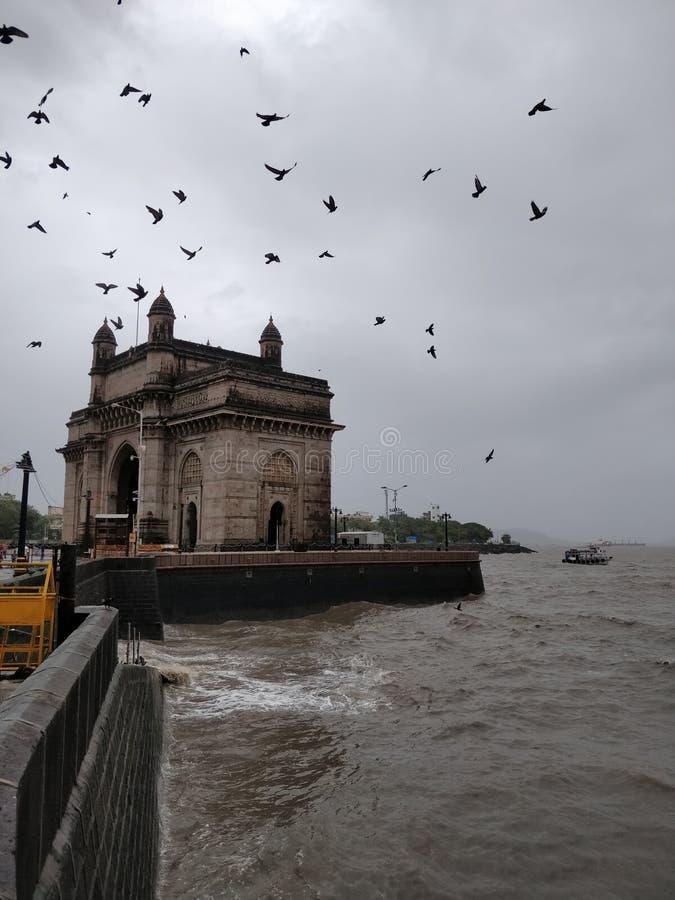 Ворот Индии в Мумбай стоковые фото
