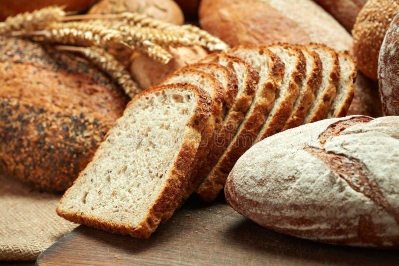 Ворох хлеба стоковое изображение rf