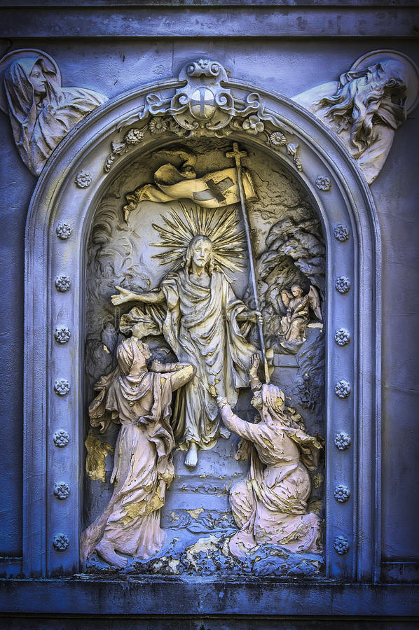 Воскресение стоковые изображения rf