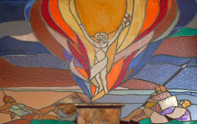 воскресение christ стоковое фото
