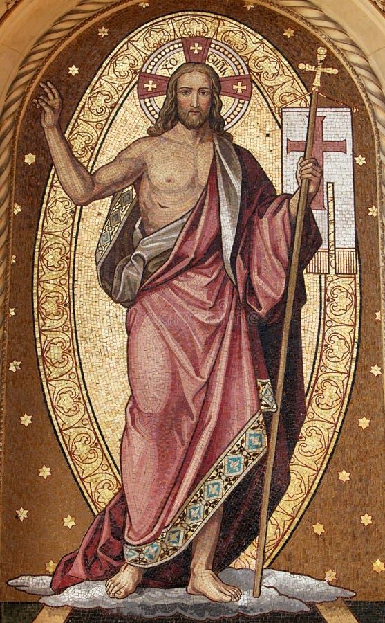 воскресение christ стоковые фото