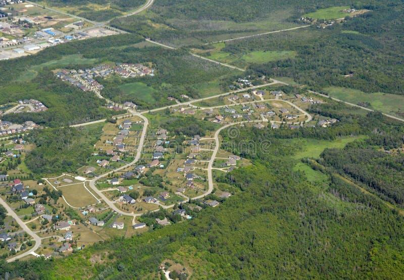 Download Восточная антенна Garafraxa Стоковое Изображение - изображение насчитывающей канада, южно: 81805899