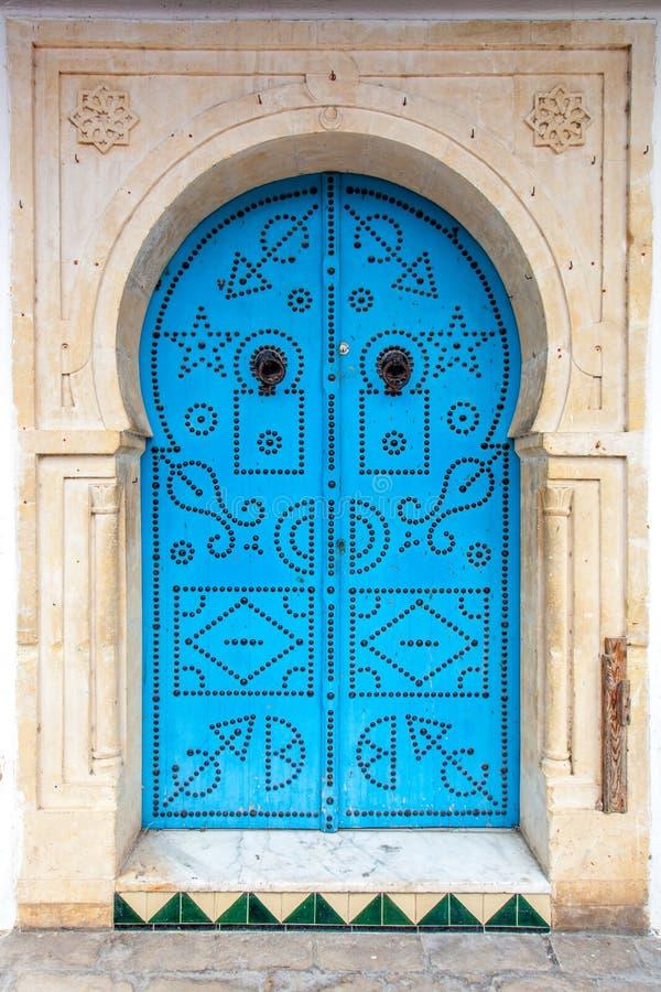 Восточная дверь стоковые фото