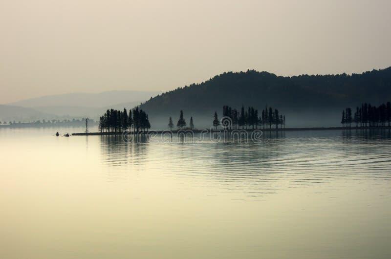 Восточное озеро стоковые фото
