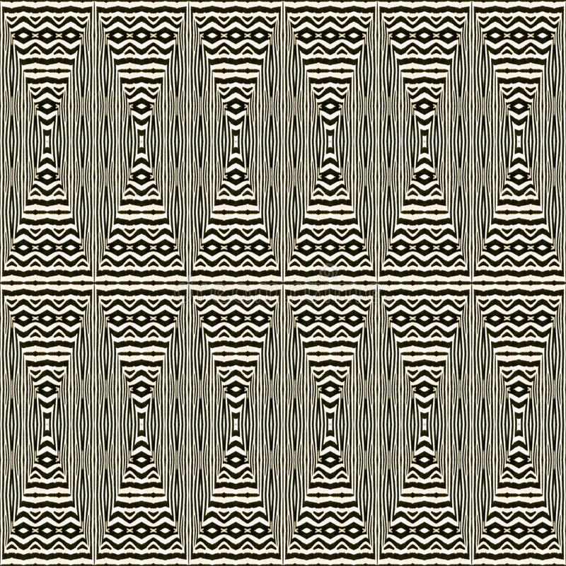 Восточные безшовные плитки обоев иллюстрация штока