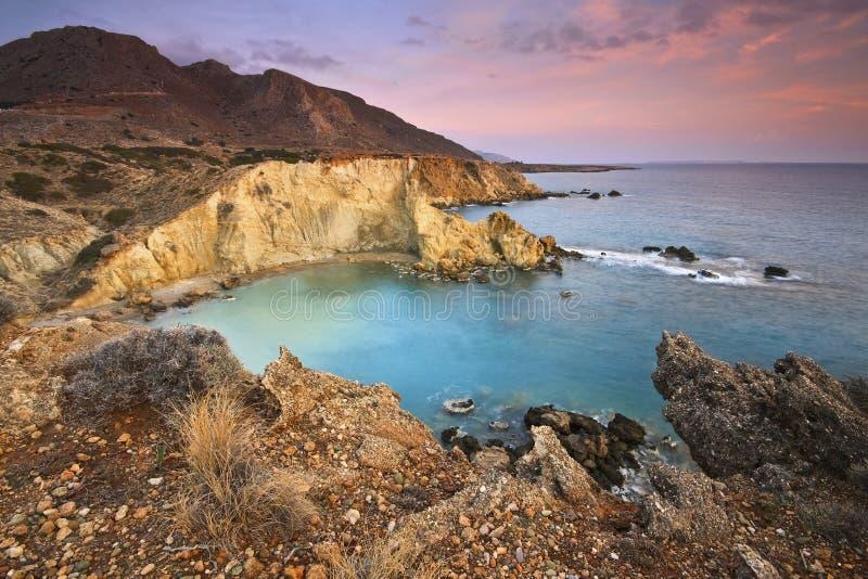 Восточный Крит, Греция стоковые фото