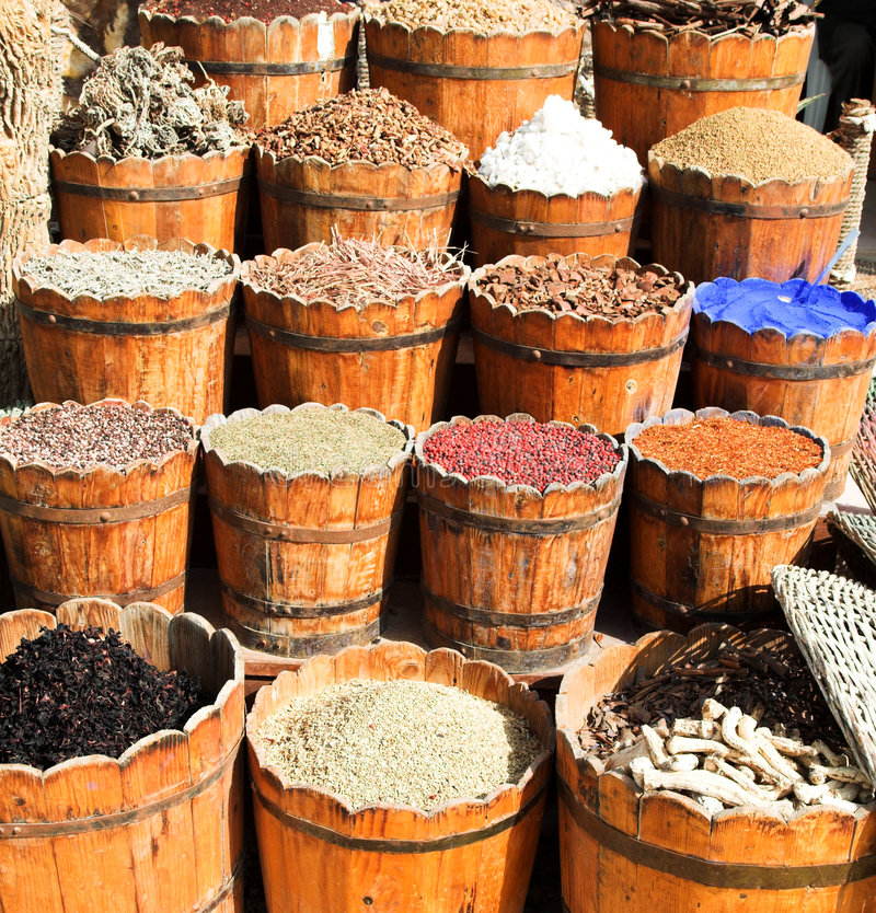 восточный рынок стоковое изображение