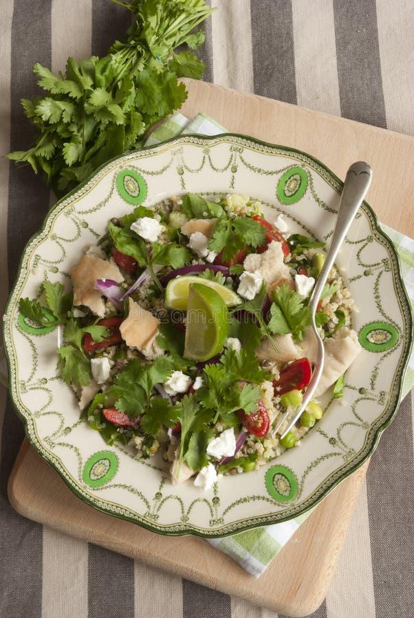 восточный средний салат стоковые изображения rf