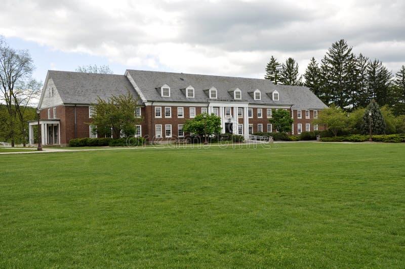 восточный университет stroudsburg стоковое изображение