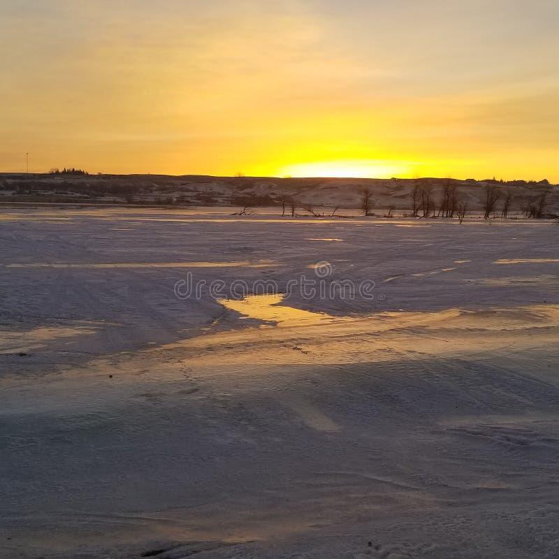 восход солнца раннего утра стоковые фото