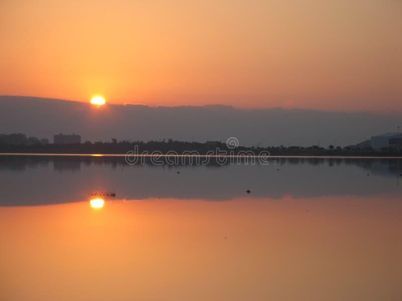 восход солнца славы стоковая фотография