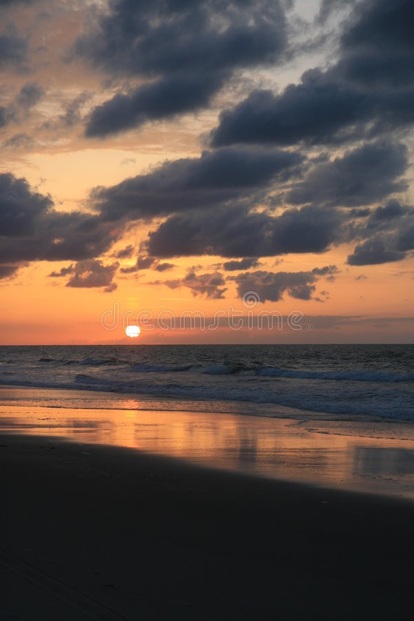 восход солнца 3 стоковое изображение rf