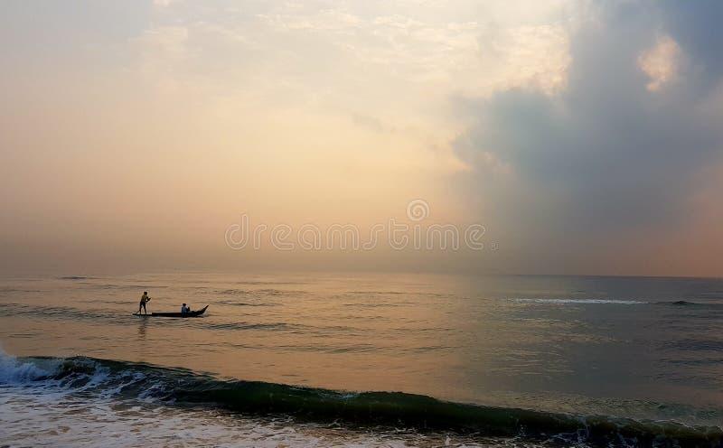 Восход солнца Mrg стоковые изображения