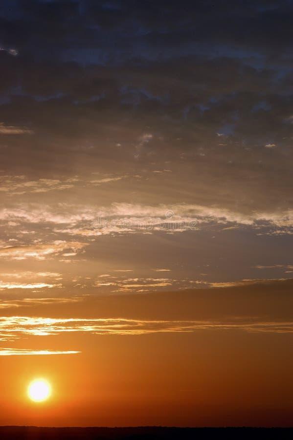 восход солнца texas стоковые фото