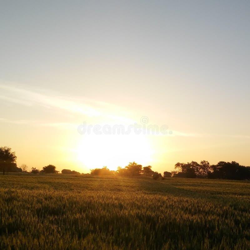 Восход солнца природа влюбленности солнца восхода солнца beutifull симпатичная стоковое фото rf