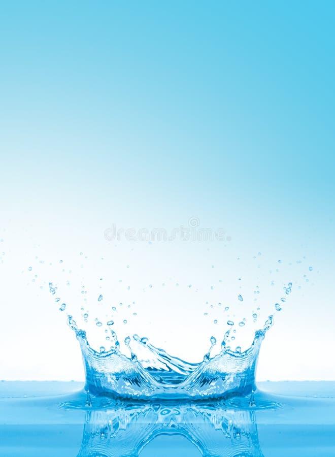вода выплеска падения стоковые изображения