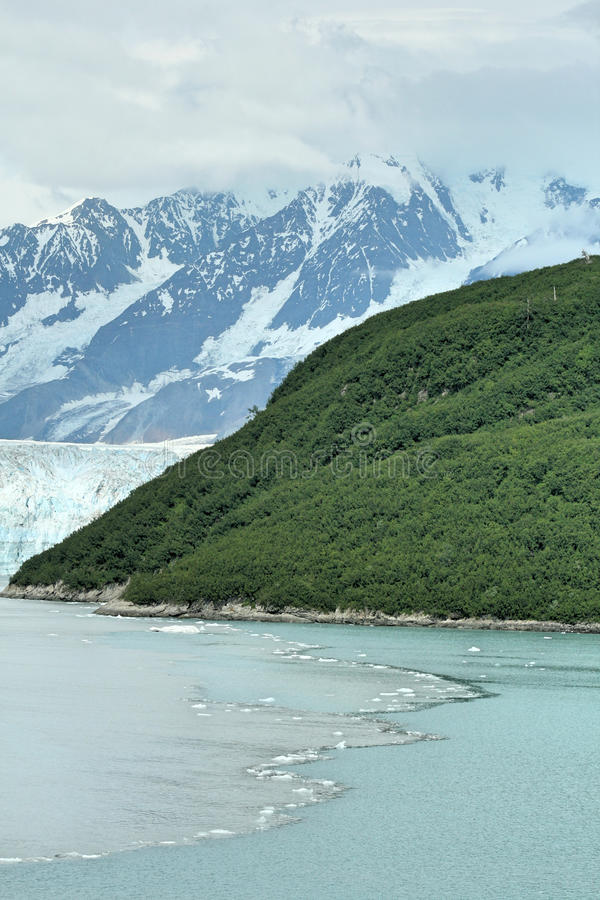 Вода ледника стоковые фото