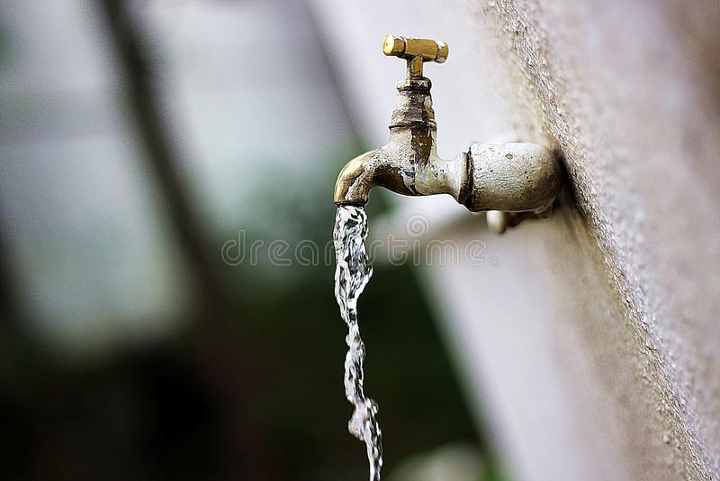 Вода жизнь стоковые изображения rf