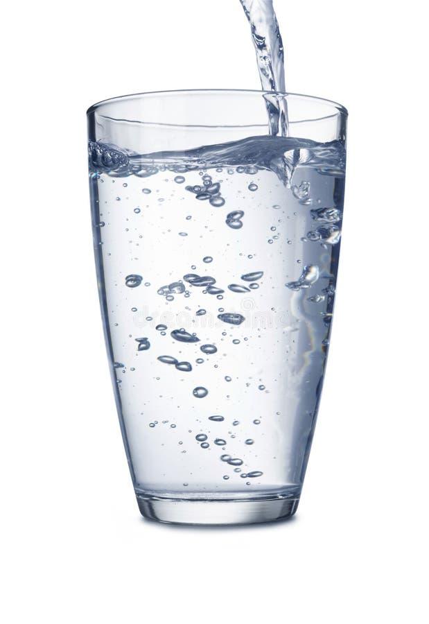 вода стекла стоковое фото