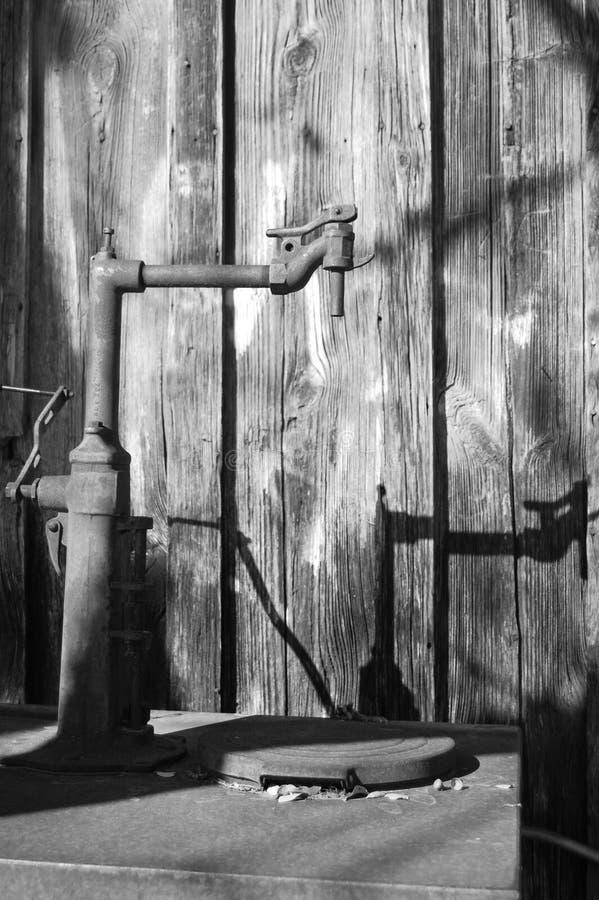 Вода Pump2 стоковое фото rf