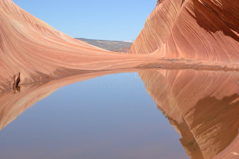 Волна на Аризоне (46) стоковые изображения rf