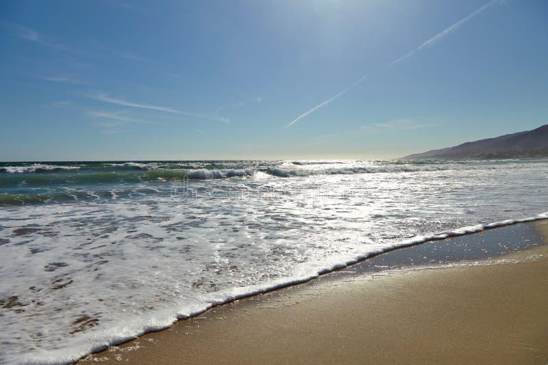 Волны в океане стоковое фото