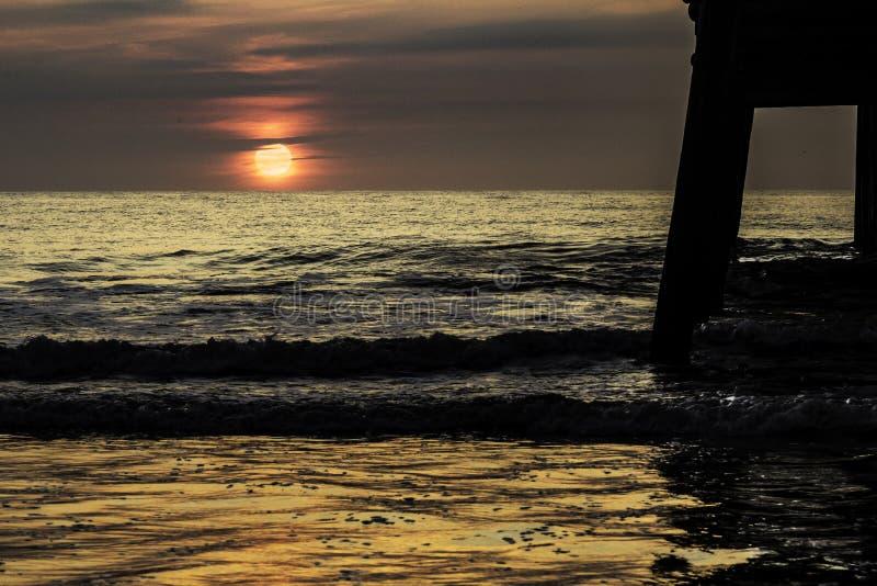 Волны утра стоковые изображения rf