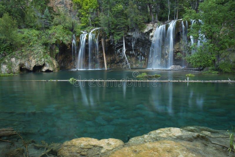 Водопад Колорадо стоковые изображения rf