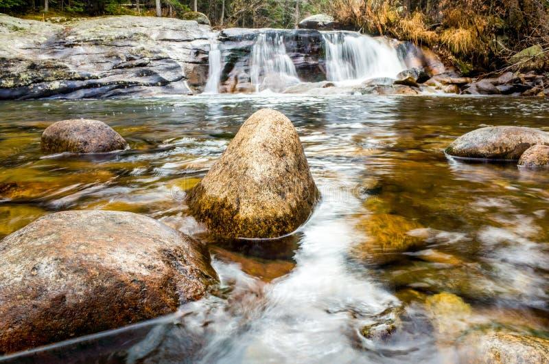 Водопады Колорадо стоковые фото