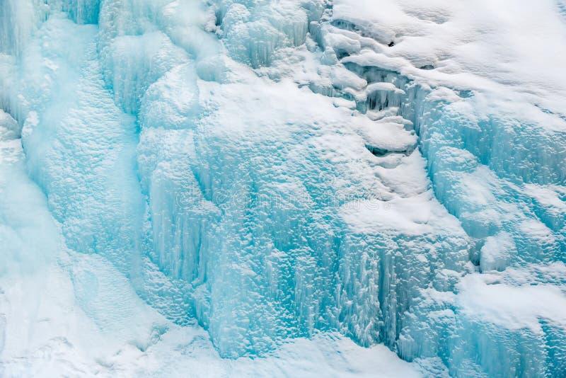 Водопад Johnston стоковые фотографии rf