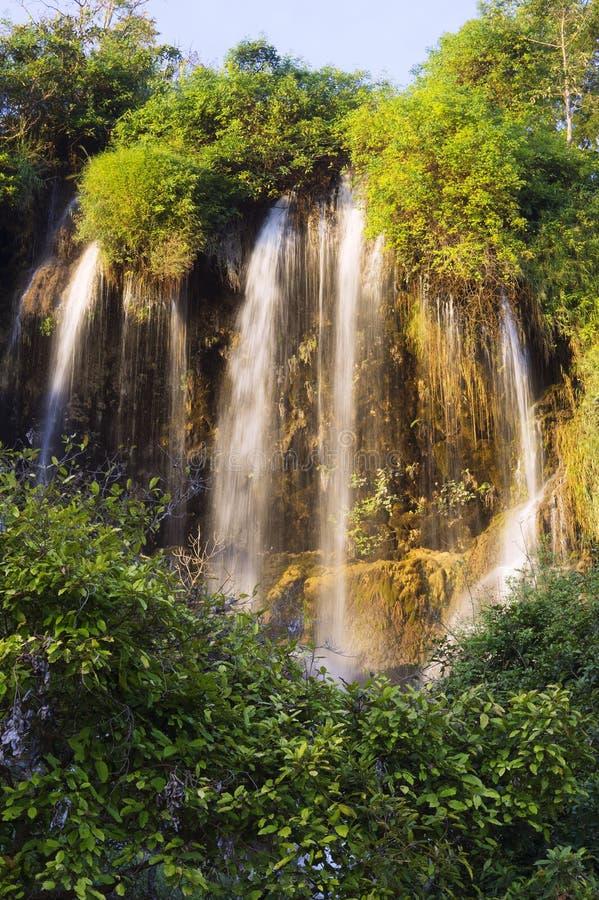 Водопад 1 rak Thara стоковое изображение
