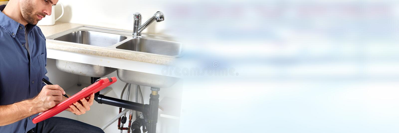водопроводчик стоковое фото rf