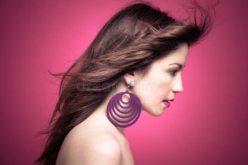 Волосы стоковые изображения rf